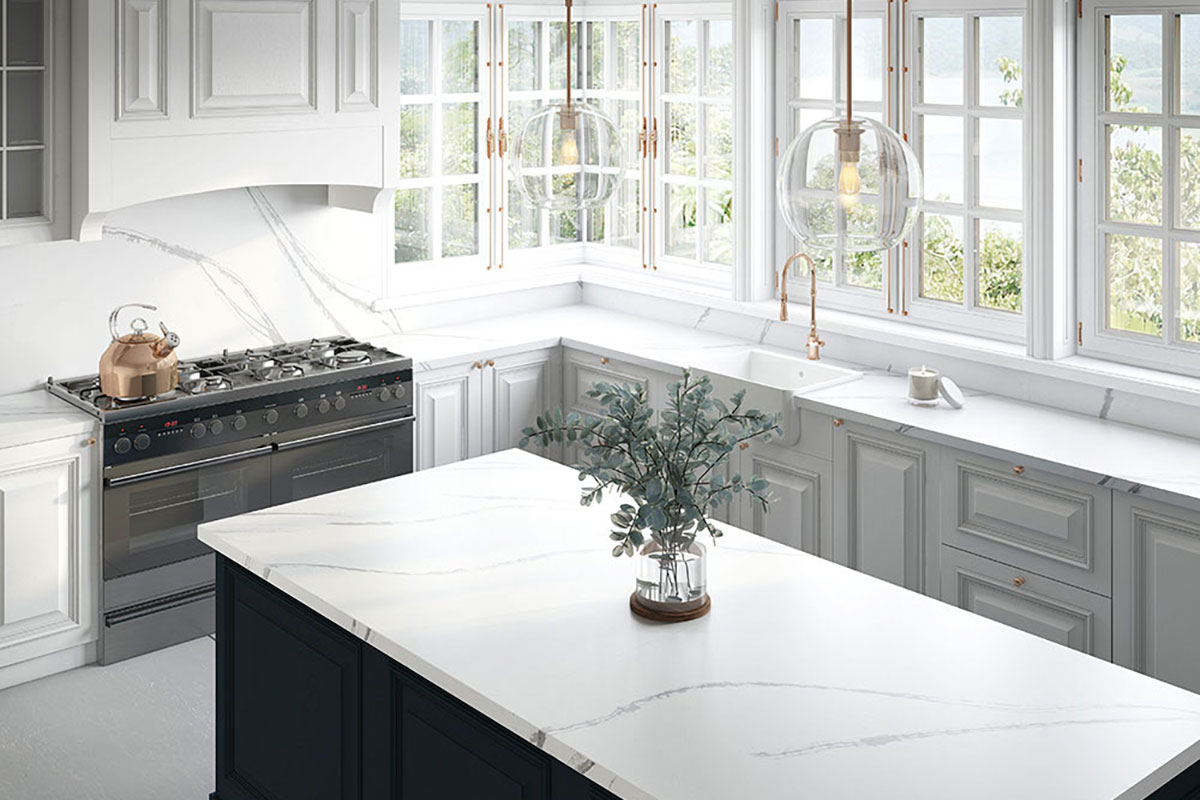 Silestone Quartz Kitchen